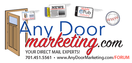 Any Door Marketing, The Direct Mail Experts