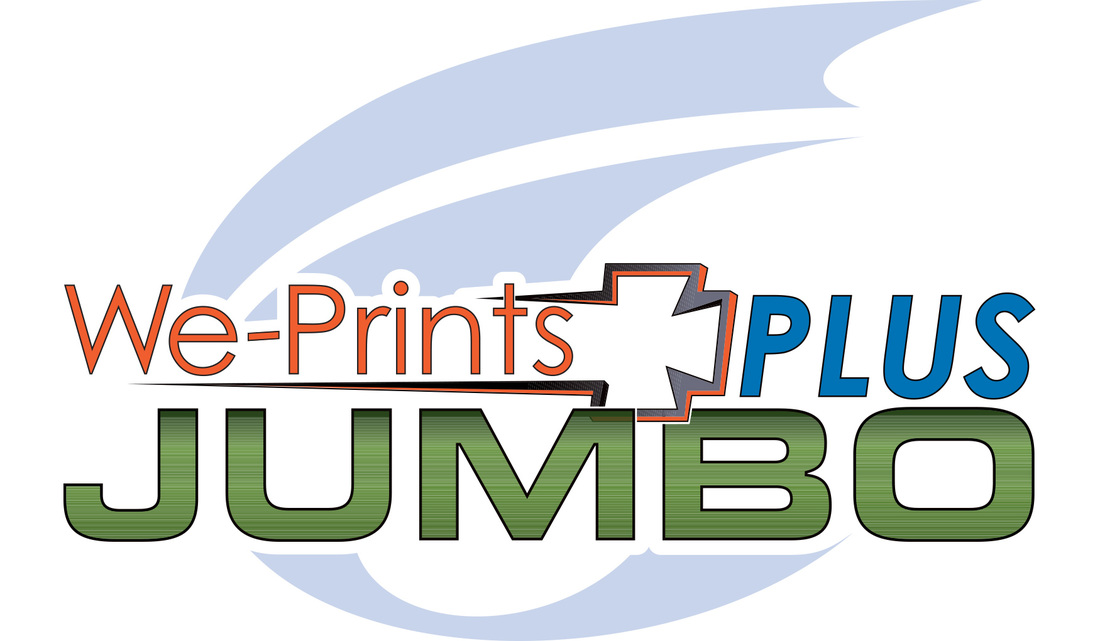 We-Prints Plus JUMBO Newspaper Insert
